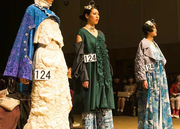 香蘭ファッション生徒インタビュー